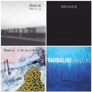 4 Varnaline covers