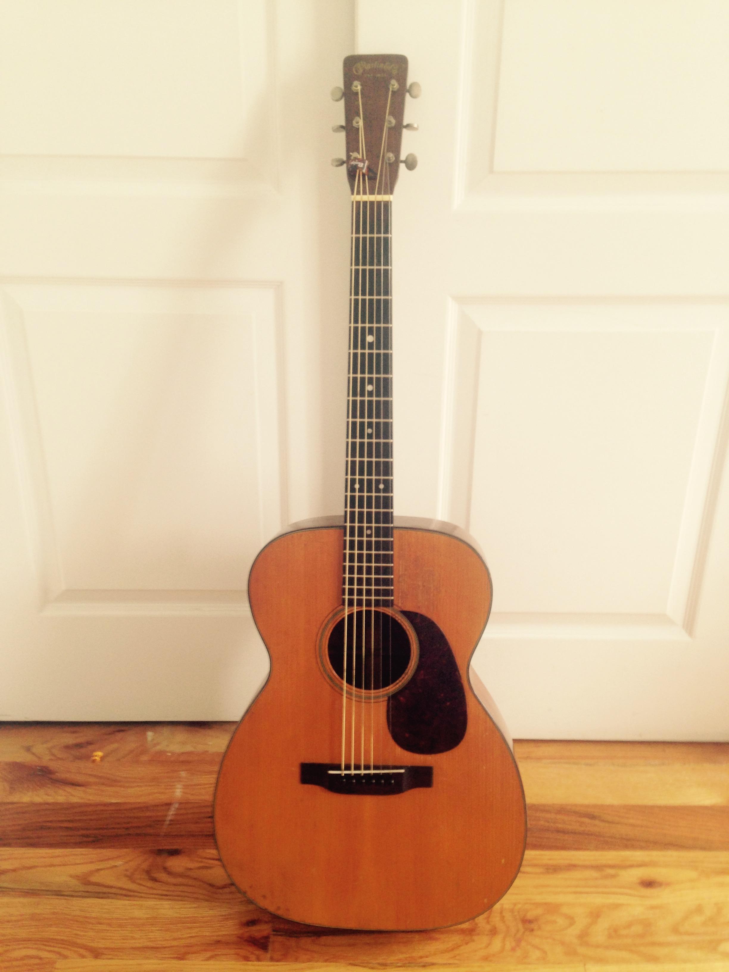 dating parker guitarer